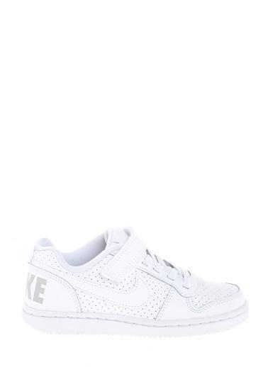 Nike  Court Borough Beyaz